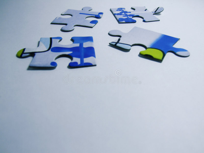 Download Puzzle del puzzle immagine stock. Immagine di oggetto - 3892547