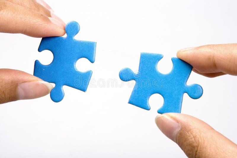 Puzzle del puzzle della holding immagine stock immagine - Collegamento stampabile un puzzle pix ...