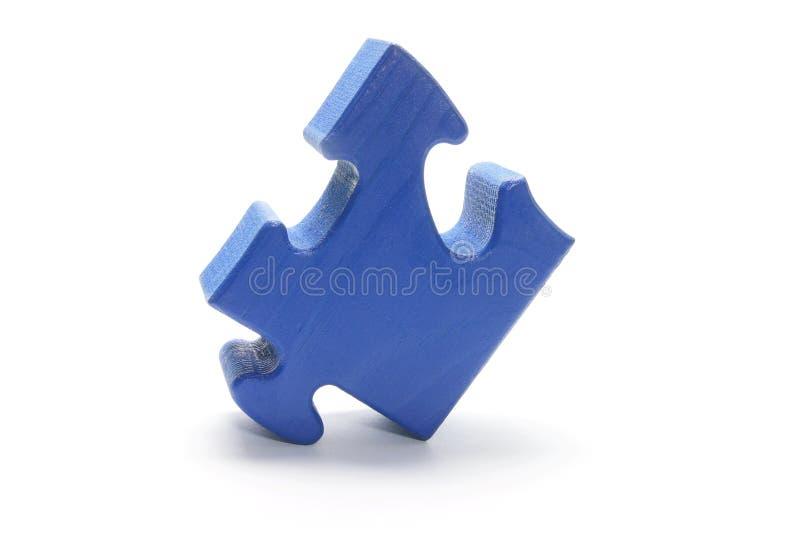 puzzle denteux de bloc photographie stock libre de droits