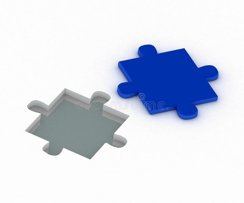Download Puzzle, jigsaw stock illustration. Image of background - 11804987