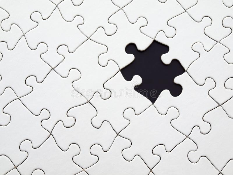 Puzzle With Missing Piece Free Public Domain Cc0 Image