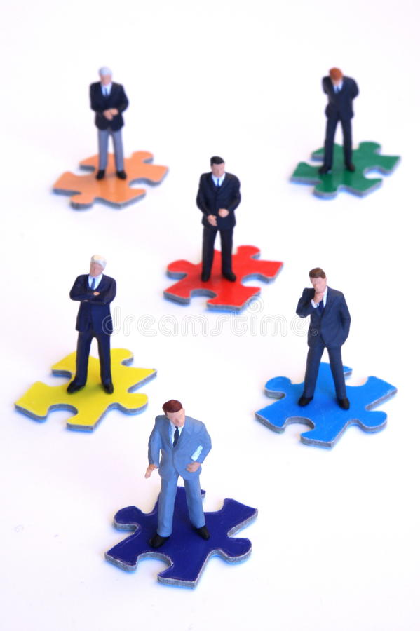 Download Puzzle Network Royalty Free Stock Photo - Image: 12443625