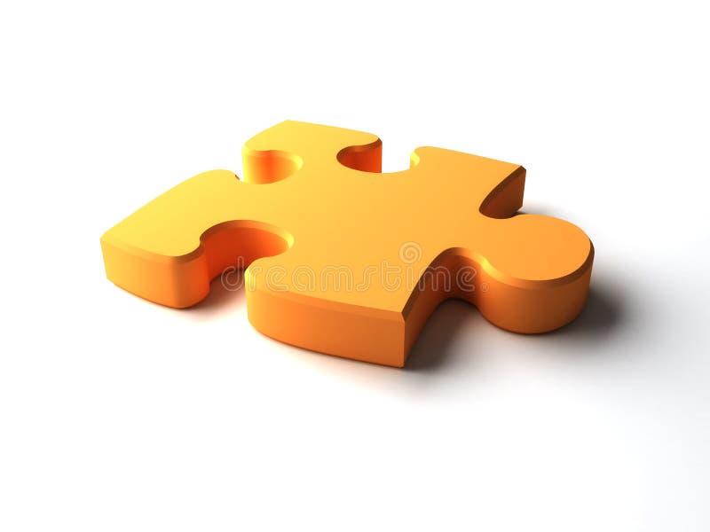 Puzzle piece vector illustration