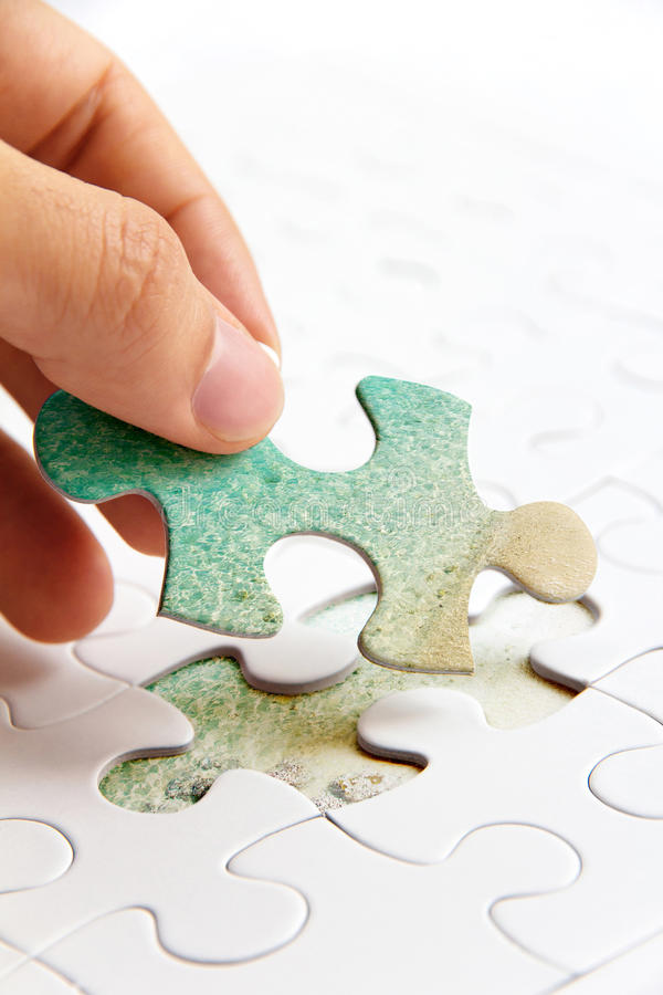 Download Puzzle Piece Concept Stock Photography - Image: 35944292