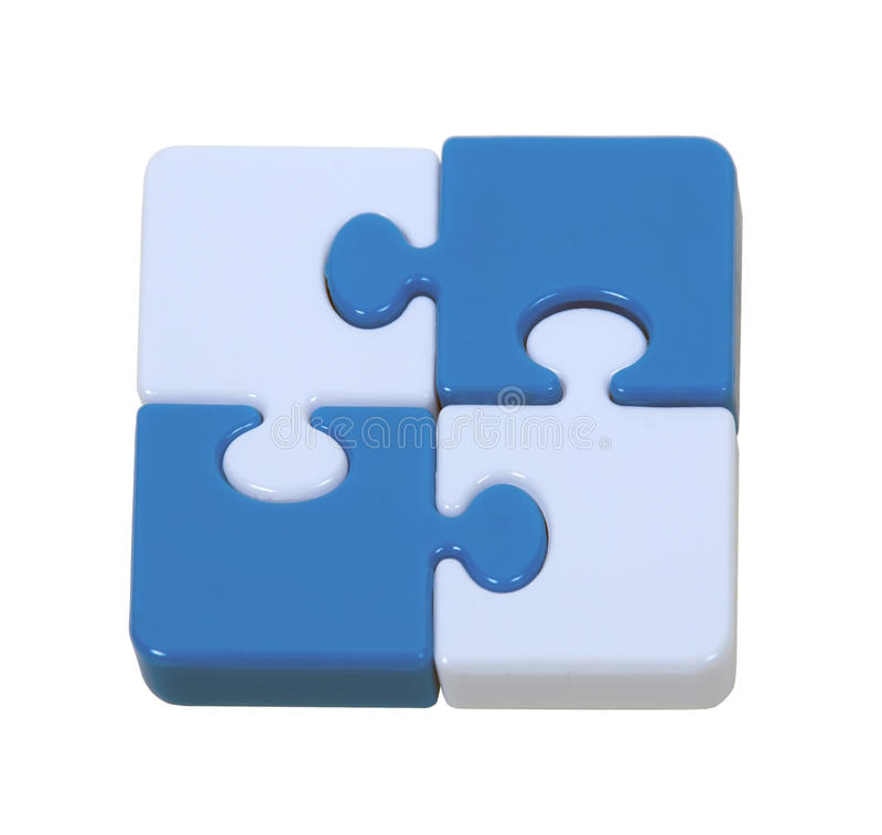Download Puzzle pieces stock photo. Image of unite, compliment - 16737234
