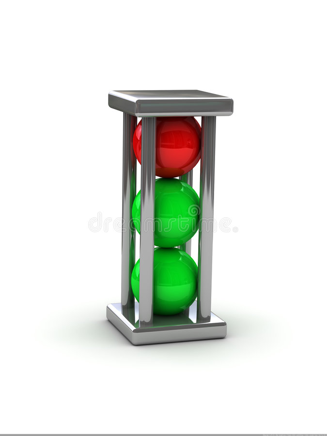 Download Puzzle - Traffic Light Stock Photo - Image: 2025560