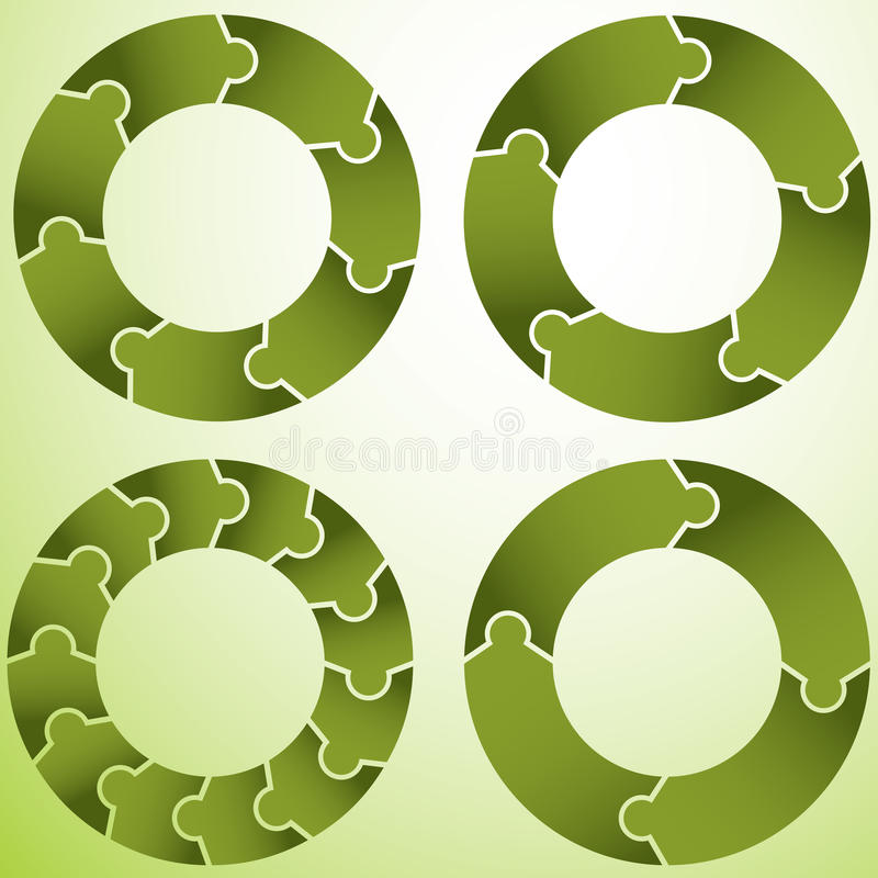 Download Puzzle Wheel Royalty Free Stock Photos - Image: 14870208