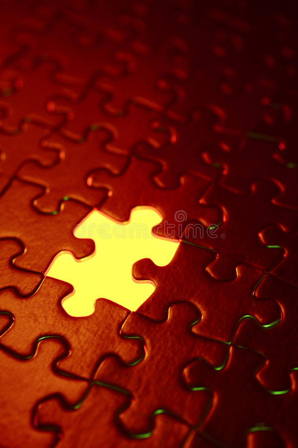 Puzzle1 foto de archivo
