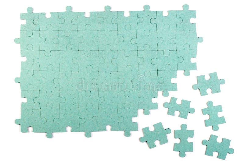 Puzzlehintergrund lizenzfreie stockbilder