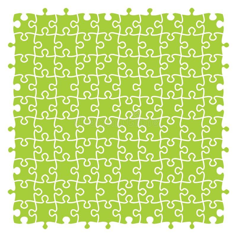 Puzzlen Stockfotografie