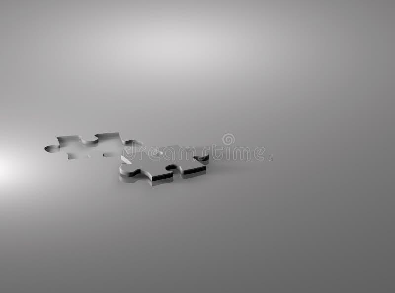 Puzzlepiece ilustração stock