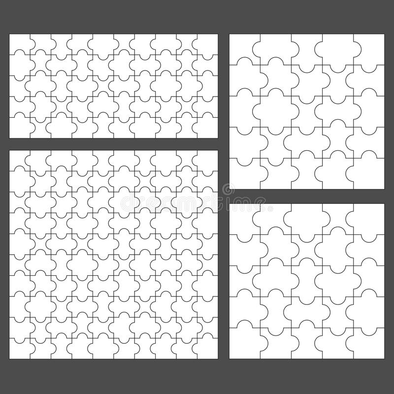 Download Puzzles stock vector. Illustration of background, challenge - 22533460