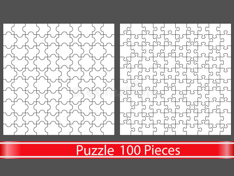 Download Puzzles stock vector. Image of brown, illustration, ideas - 23145747