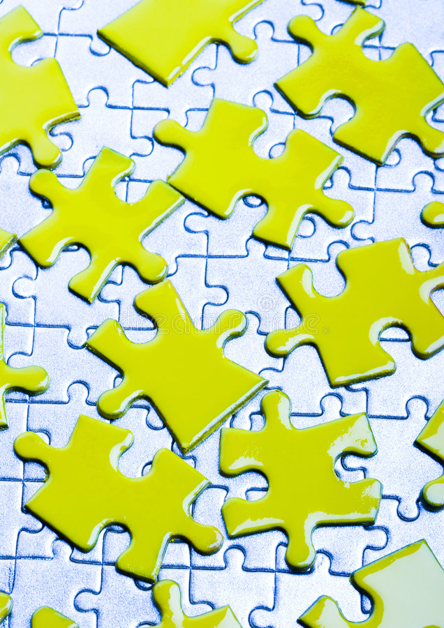 Download Puzzles stock photo. Image of connection, backgrounds - 3236770