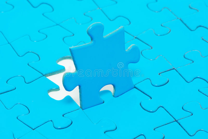 Download Puzzles stock image. Image of problems, concepts, connection - 8389613