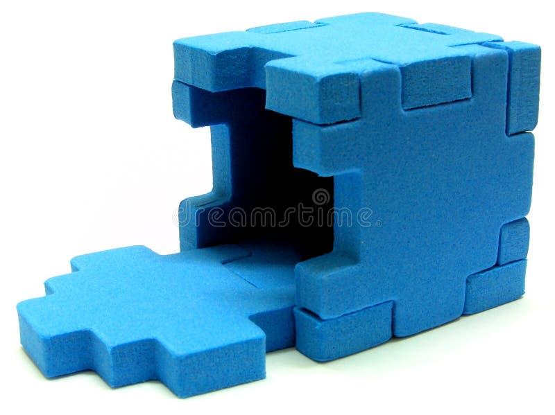 Puzzlespiel - öffnen Sie