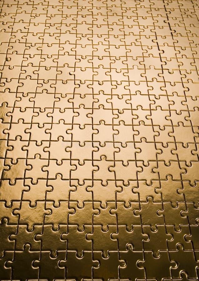 Puzzlespiele stockbild