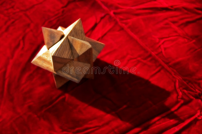 Download Puzzling Red stock image. Image of wood, shadow, sharp, together - 1039