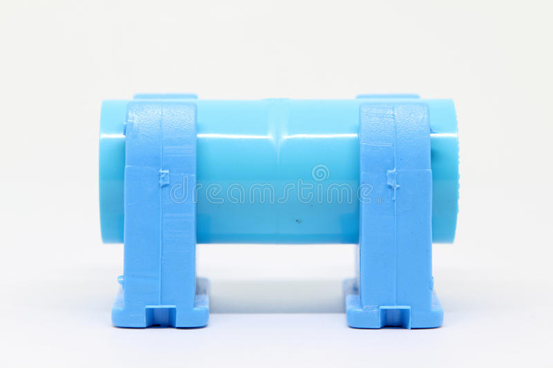 PVC fitting royalty free stock image