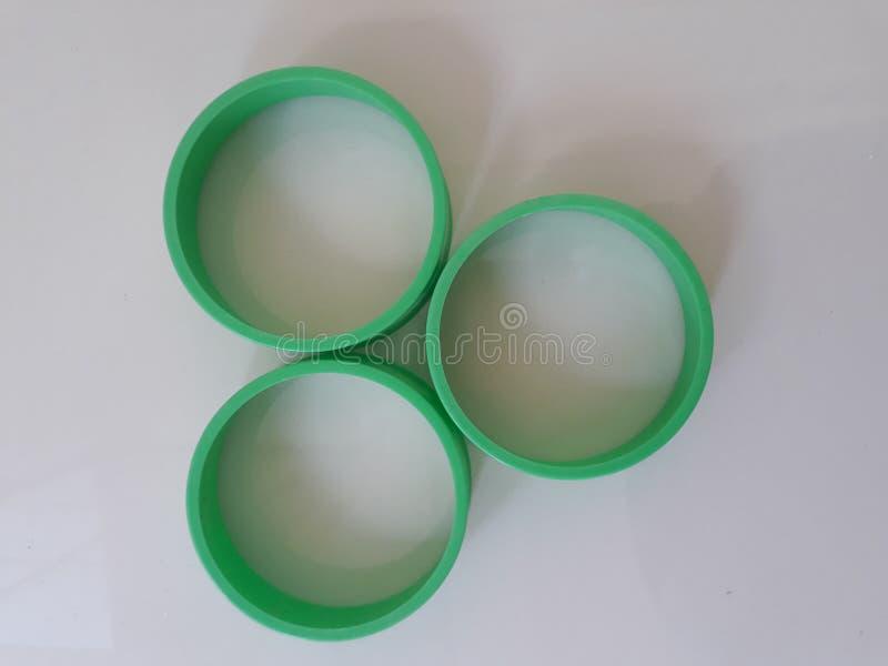 PVC-Ringkunst lizenzfreie stockfotos