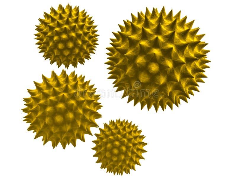 pyłek 3 d