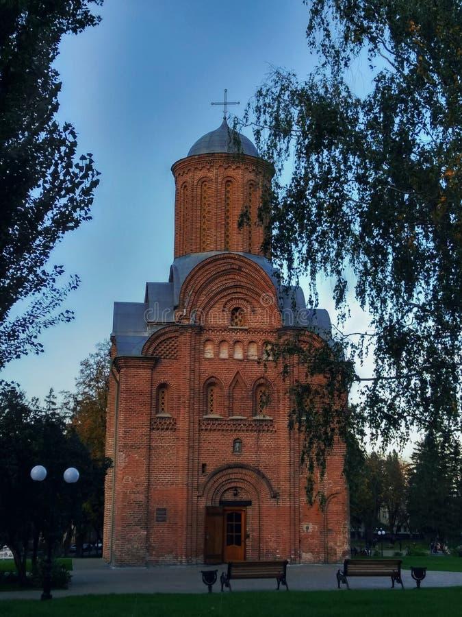 Pyatnitskaya kościół obraz stock