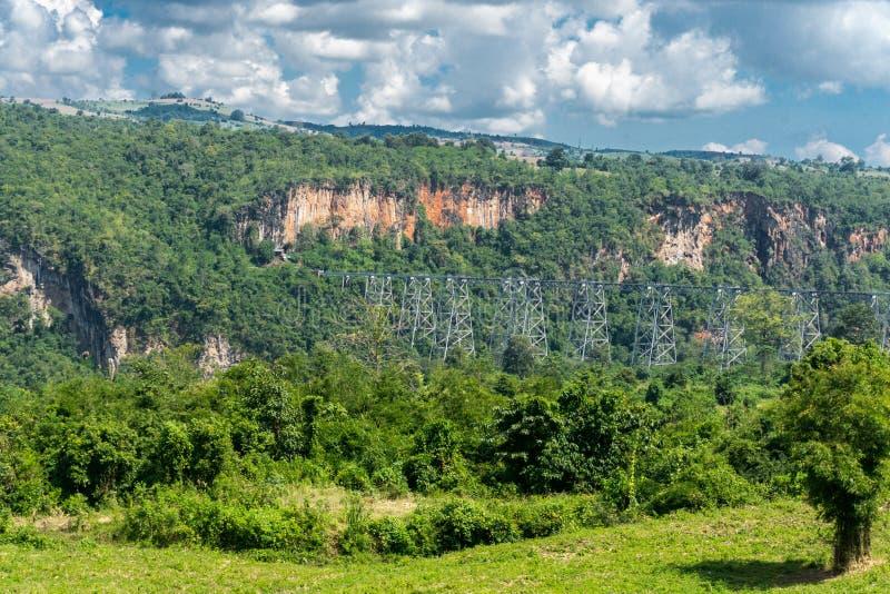 Pyin Oo Lwin, Myanmar photo libre de droits