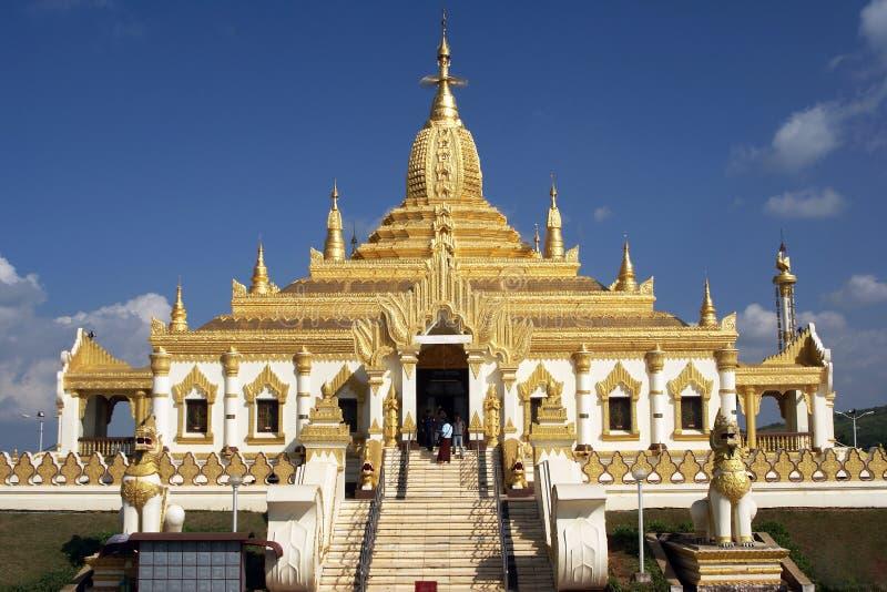 Pyin Oo Lwin, Myanmar image stock