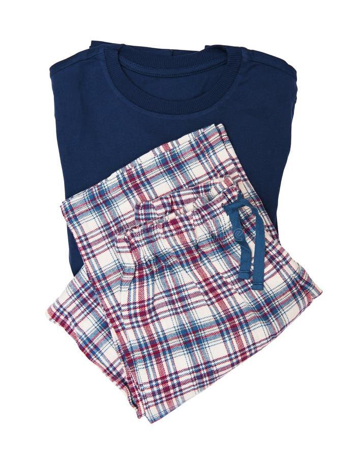 Pyjama stock afbeeldingen