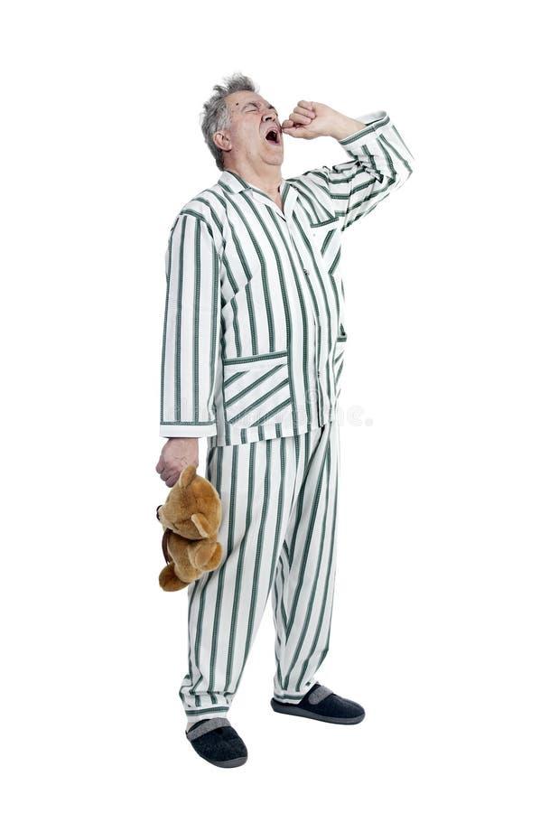 Pyjama's royalty-vrije stock foto's