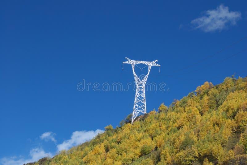 Download Pylon stock image. Image of pylon, transmit, electrical - 11254353