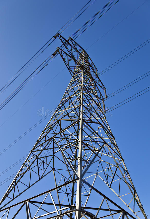 Download Pylon stock image. Image of communication, transmitter - 24151585