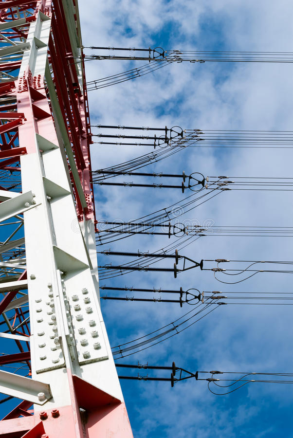 Pylon Royalty Free Stock Images