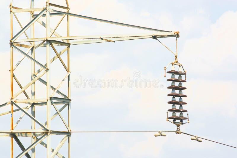 Pylone и амортизатор стоковая фотография