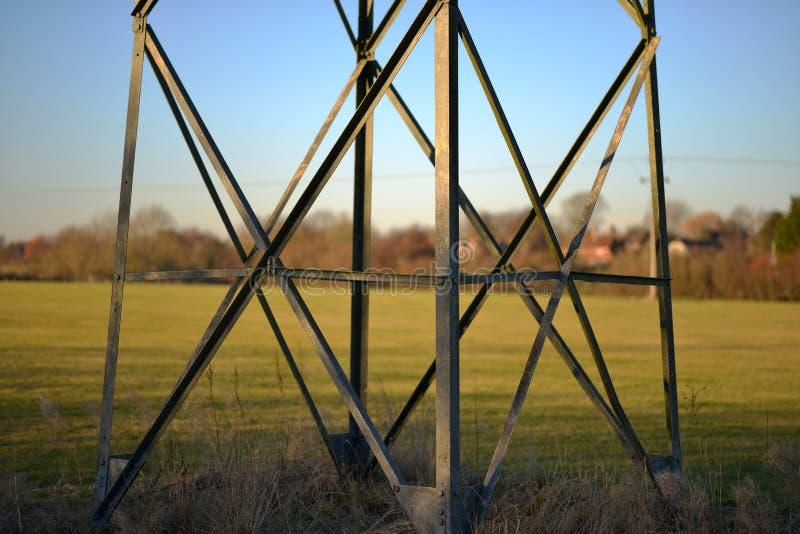 pyloon royalty-vrije stock fotografie