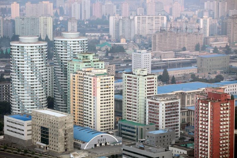 Pyongyang 2013 Stock Images