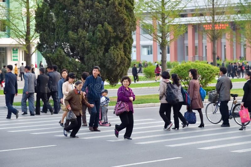 Pyongyang, Nordkorea stockbild