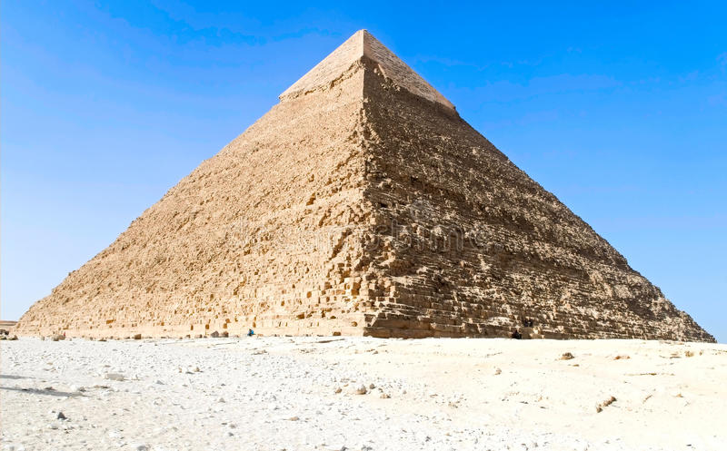 Download Pyramid stock image. Image of famous, outdoors, road - 13255581