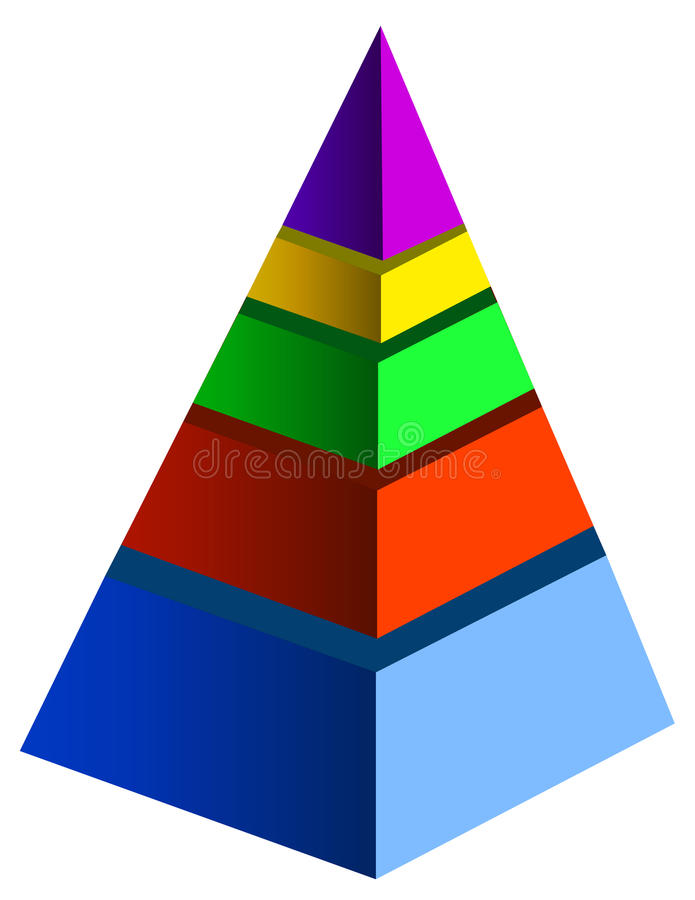 Download Pyramid Stock Image - Image: 16410471