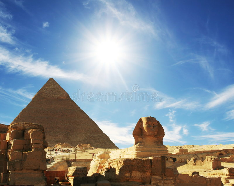 Download Pyramid Royalty Free Stock Image - Image: 4897706