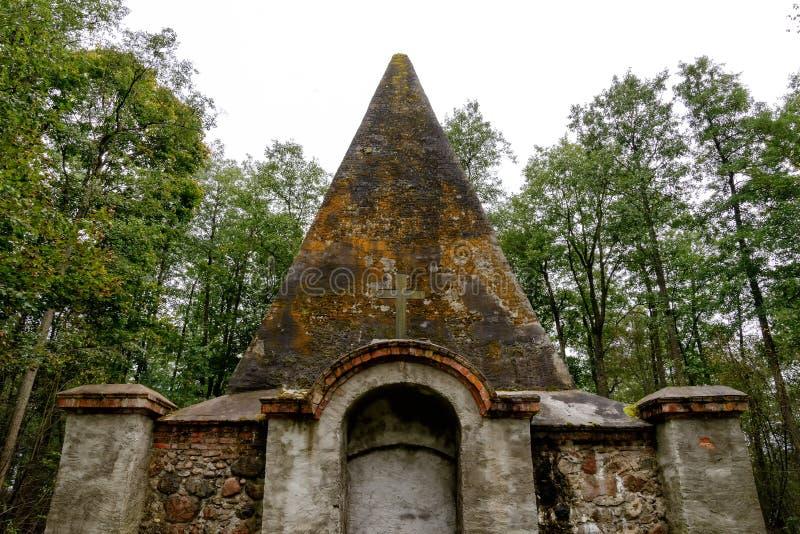Pyramid av Rapa arkivfoton