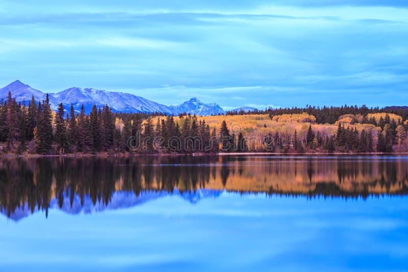 Pyramid Lake fotografering för bildbyråer