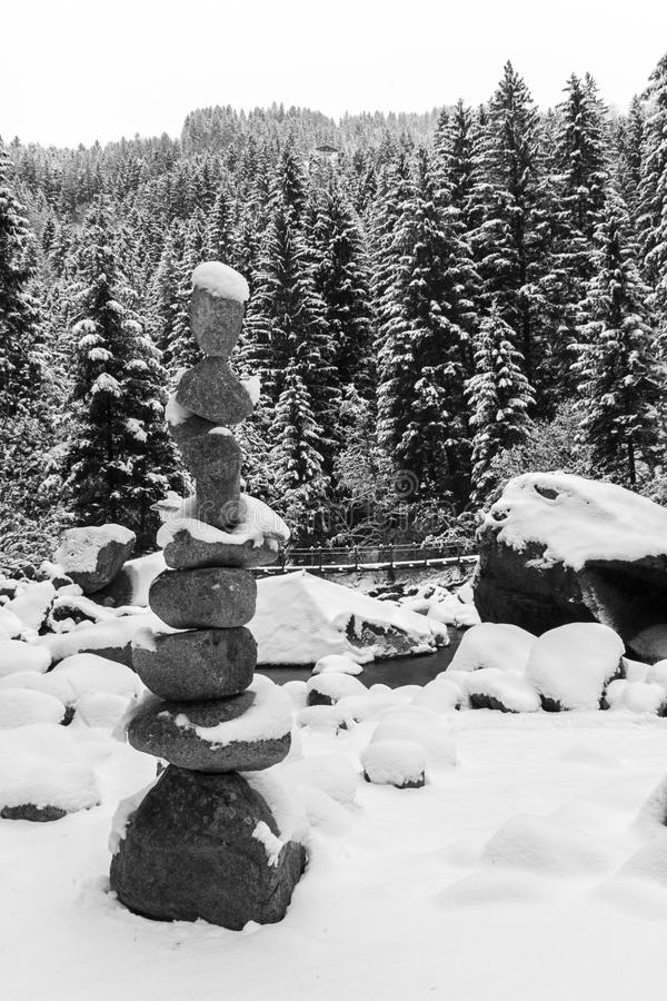 Download Pyramid Of Rocks Stock Photography - Image: 28788502