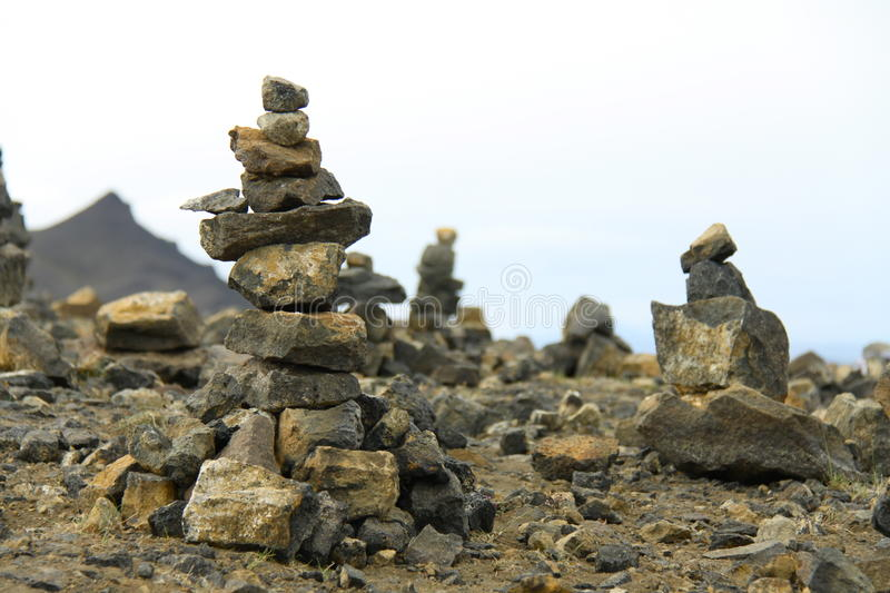 Download Pyramid of stones stock photo. Image of rocks, mistery - 21313254
