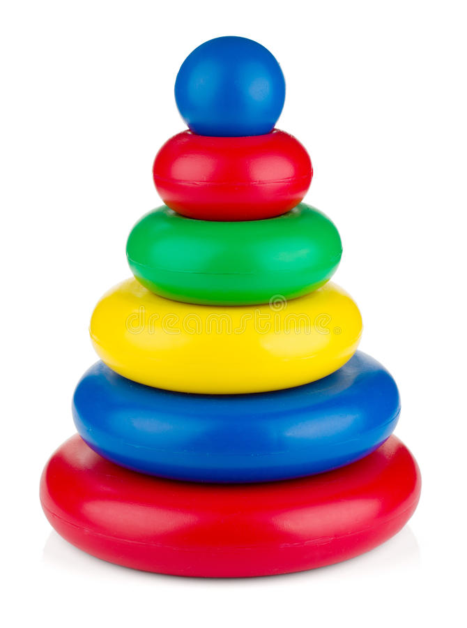 Download Pyramid Toy Royalty Free Stock Image - Image: 24983166