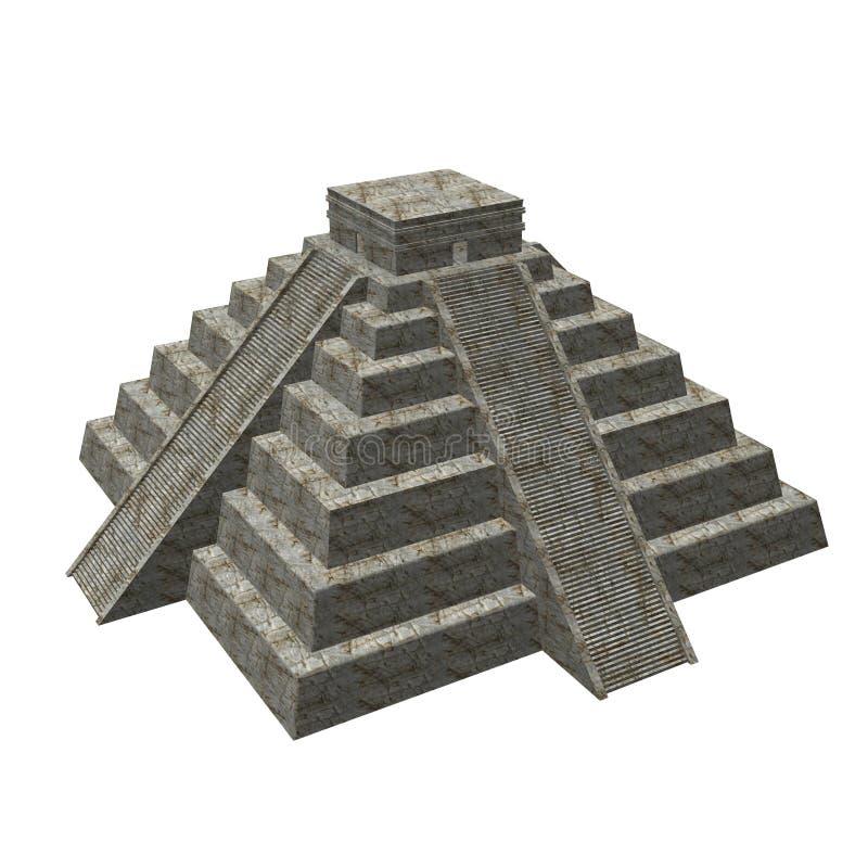 pyramide royalty ilustracja