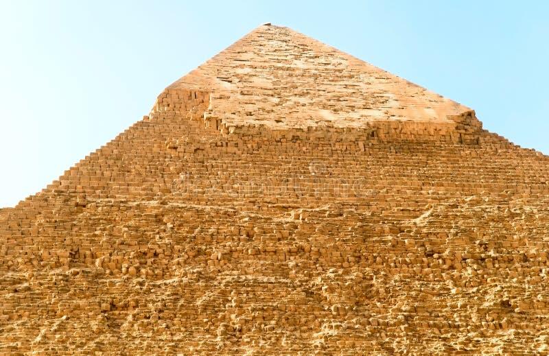 Pyramide photographie stock libre de droits