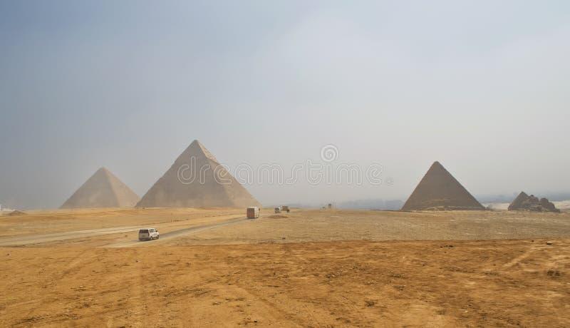 Pyramide lizenzfreies stockfoto