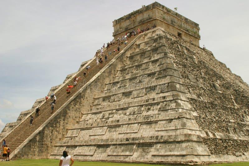 Pyramide lizenzfreies stockbild
