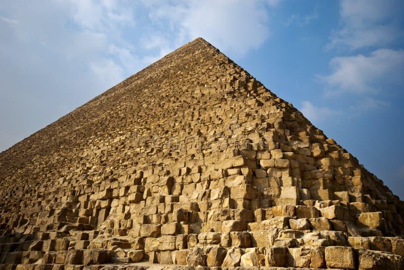 Pyramide de Cheops images stock